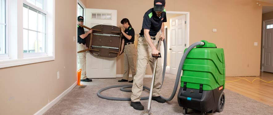 Hoover, AL residential restoration cleaning